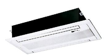 天井埋込カセット形ダブルフロー